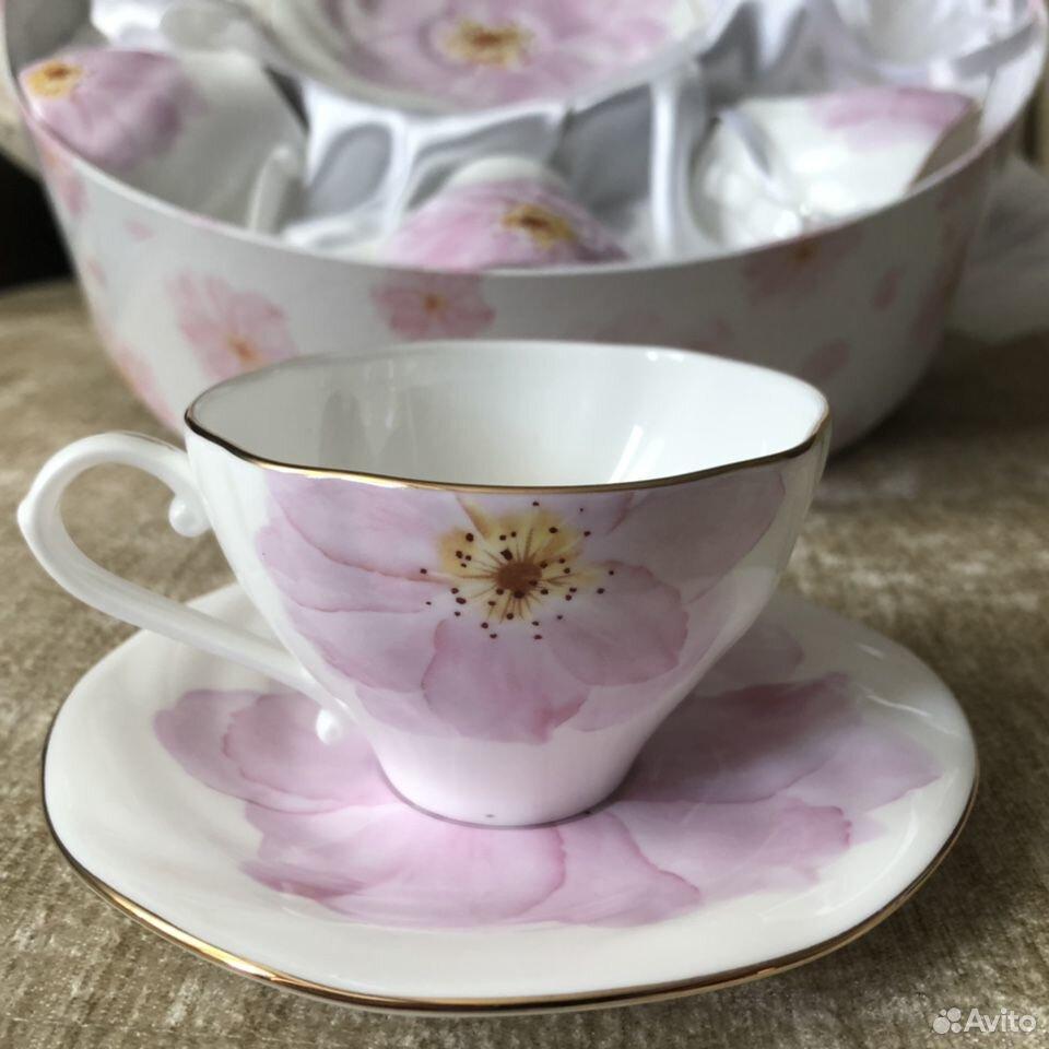 Набор чашек кофейных 89184408185 купить 1
