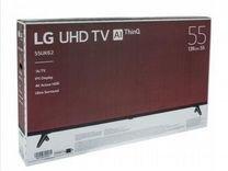 Телевизор 4K LG 140см 55 дюймов Новый