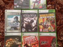 Продам игры на Xbox 360