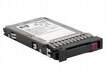 Жесткие диски SAS HP 2.5 1Tb/1.8Tb/2Tb