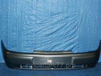 Бампер ваз 2110 передний цвет кварц 630