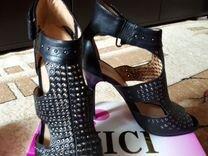 Босоножки женские — Одежда, обувь, аксессуары в Геленджике