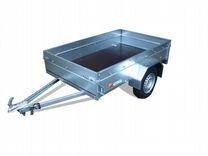 Прицеп легковой эконом-класса кузов 2х1.22 м