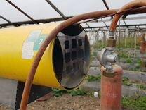 Газовый тепловентилятор обогреватель — Ремонт и строительство в Великовечном