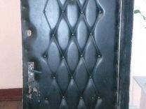 Дверь(Ураган) Железная-Металлическая