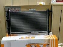 Новый радиатор Нексия