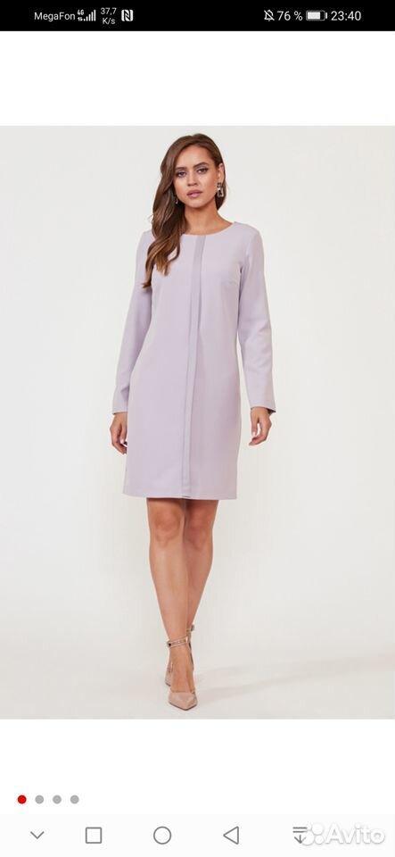 Платье новое, размер 46  89248235930 купить 1
