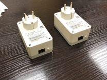 Сетевой адаптер powerline EOP