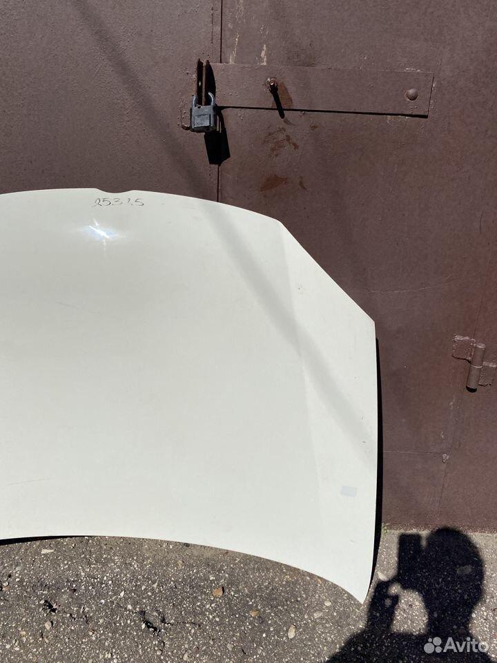 Капот белый Volkswagen Jetta 5, Golf 5 №2  89534684247 купить 3