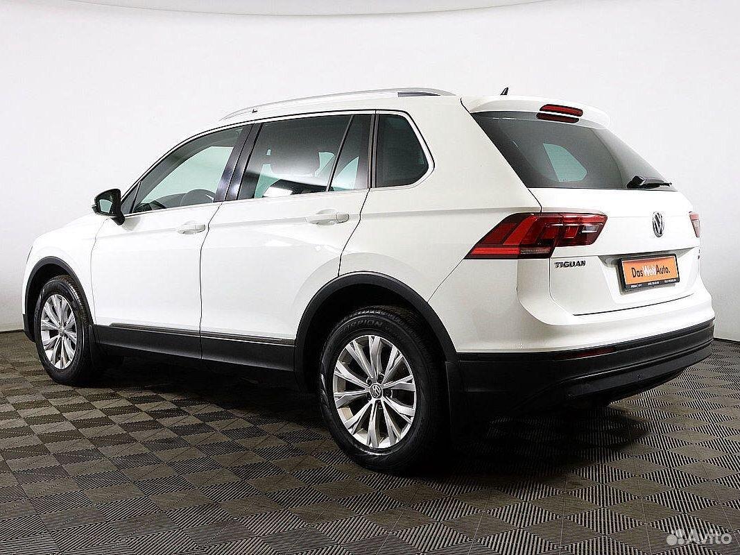 Volkswagen Tiguan, 2017  84954101966 купить 7