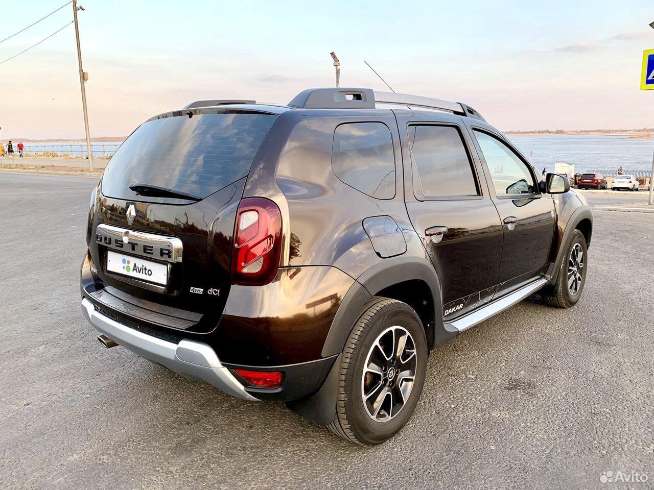 Renault Duster, 2016  89610795153 купить 5