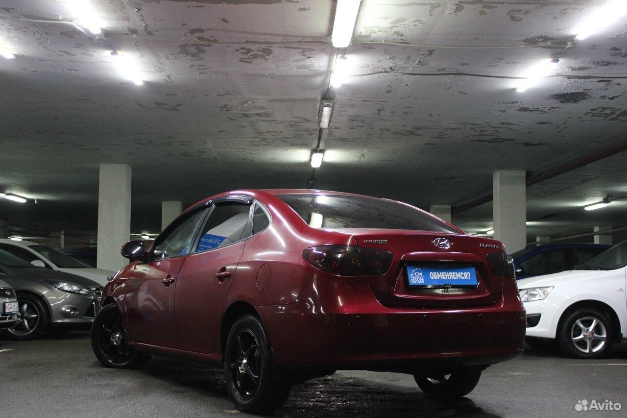 Hyundai Elantra, 2007  83452578874 купить 5
