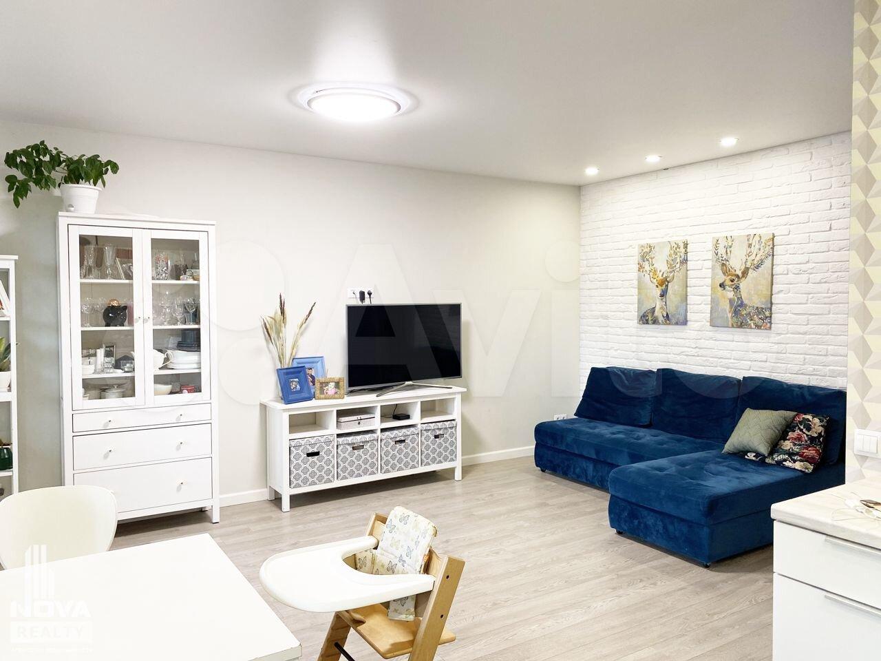 3-к квартира, 72 м², 4/12 эт.  89814010721 купить 5