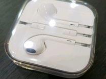 Наушники Гарнитура Apple EarPods with Remote and M