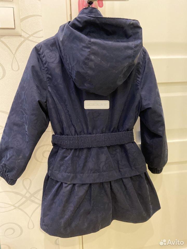 Пальто утепленное Kerry 4-5л  89119927412 купить 2