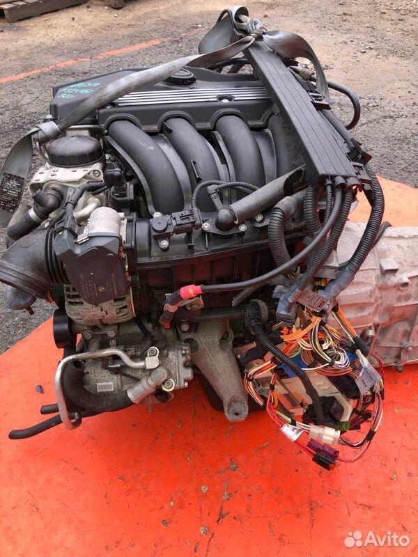 Двигатель Bmw 3 Series E90 N46B20 (В разбор)  89146876050 купить 2