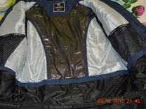 Куртка зима отличное состояние 8а