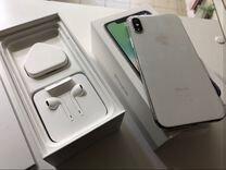 Новый айфон-Х на 256 гиг — Телефоны в Нарткале