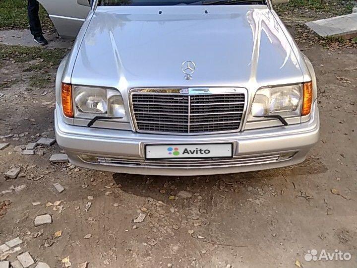 Mercedes-Benz W124, 1993  89634233411 купить 3