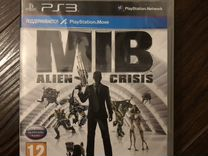 MIB alen crisis PS3