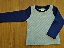 Толстовка и кофта мальчику р. 80-86 как новые