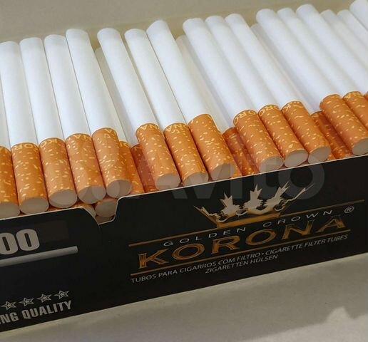 Гильза для сигарет купить в саратове контрабанда алкогольной продукции и или табачных изделий презентация
