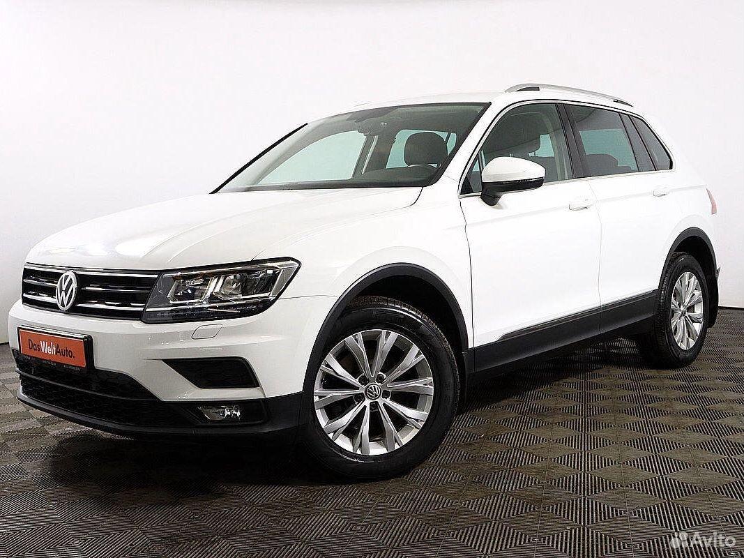 Volkswagen Tiguan, 2017  84954101966 купить 1