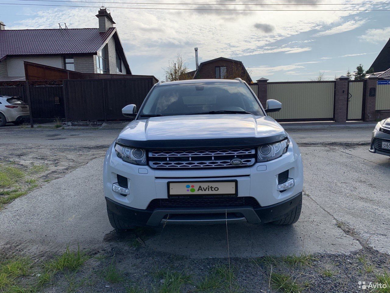 Land Rover Range Rover Evoque, 2014  89091955497 купить 4
