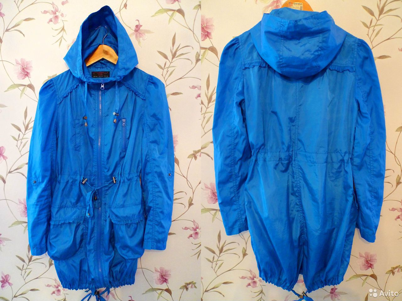 New look ветровка, легкий дождевик р8 89788836800 купить 4